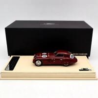 TSM 1:43 1938 Alfa Romeo 8C 2900 #19 Le Mans 24 Hours TSMCE164301 Resin Models