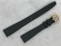 Hirsch Austria 14mm Genuine Leather Watch Band #275