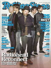Radiohead Rolling Stone Apr 2012 Jack White Gotye One Direction Bonnie Raitt