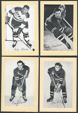 1945-1964 Beehive Group II 2 New York Rangers Hockey Cards Photos Collection