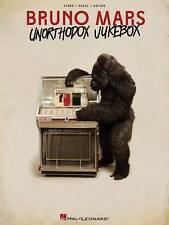 Bruno Mars: Unorthodox Jukebox by Hal Leonard Corporation (Paperback, 2013)