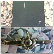 30 Commando Royal Marines (Crest) Tie & Tie Bar Set (light) (cream dag) RM
