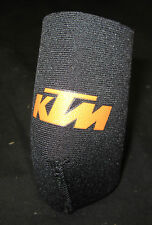 ktm neoprene pds cover suspension motocross dirt bike black