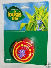 """NEW IN PACKAGE A BUGS LIFE SMALL KIDS ROUND 3"""" COIN BAG"""