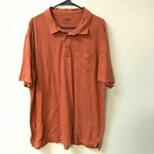 GHBass Earth New with tags Mens XL Orange Polo