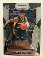 2019-20 Panini Prizm Draft Picks Base Ja Morant RC #2 Mint Rookie Of The Year!