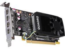 PNY Quadro P1000 VCQP1000-PB 4GB 128-bit GDDR5 PCI Express 3.0 x16 Low Profile V