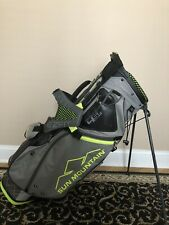 sun mountain 4.5 ls stand bag - Grey - Very Good condition