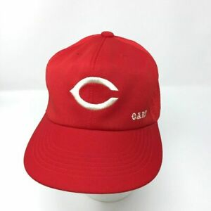 Hiroshima Toyo Carp VTG Hat L NPB Central League Baseball Cross Cap Japan MLB