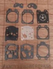 WALBRO gasket diaphragm kit carb carburetor repair POULAN 530069844