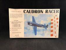 Williams Brothers Caudron Racer 1:32 Scale Plastic Model Kit 32-460 NIB
