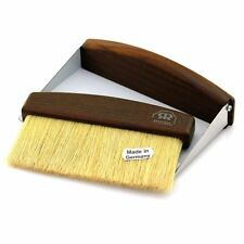 Redecker Table Sweeping Set Hand Brush Dust Pan Thermo Wood