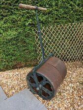 More details for vintage cast iron garden roller