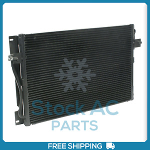 New A/C Condenser for Volvo 850, C70, S70, V70 1998 to 2000 - OE# 306652256 UQ