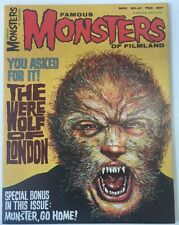 Famous Monsters From Filmland #41, Nov 1966