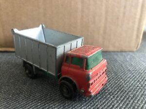 Matchbox GMC Tipper Truck - No 26 - Matchbox Diecast England (16)