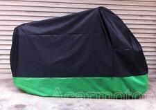 Motorcycle Storage Rain Cover For Honda Suzuki Yamaha Kawasaki Ducati BMW KTM