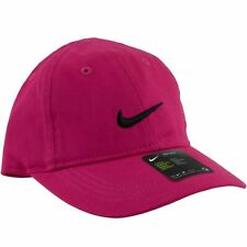 New Boys Nike Cap Adjustable Hat Toddler 2/4T Pink