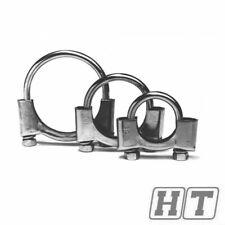 Klemmstück Rohrschelle Ø 54mm M8 Bosal 250-254 Bügelschelle für Abgasanlage