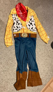 Toy Story costume 6-7