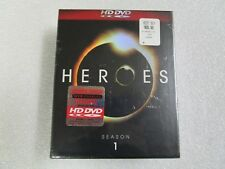 Heroes Season 1  HD-DVD - Retail Box Factory Sealed