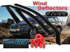 SKODA Karoq  2017 -  5D Wind deflectors  4.pc HEKO 28351