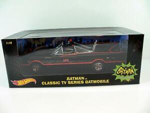 Modellauto HotWHEELS ELITE* BATMOBILE *  BATMAN  * 1:18 * OVP