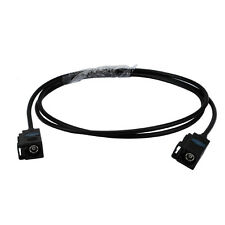 """Antenna Extension cable Fakra Female """"A"""" to Female RF pigtail cable RG174 150cm"""