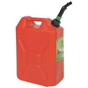 Scepter Fg4rvg5 Gas Can,5 Gal. Cap.,Self Venting,Red