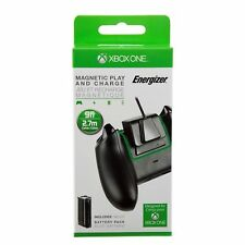 Energizer Magnetic Play and Charge Cable With Recharge Battery - Xb1