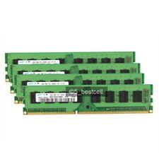Samsung Dimm 4GB 8GB 16GB DDR3 PC3-8500U 1066 Mhz 240pin PC Lote de memoria de escritorio