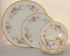 1- Paragon VICTORIANA ROSE Five Piece Place Setting ( 4 Available)