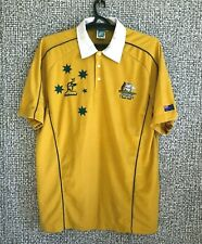 Wallabies Australia national rugby union team Shirt Jersey Mens Size XL