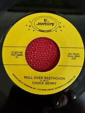 Chuck Berry 45 Roll Over Beethoven / Back in the USA jukebox MINT NEW unplayed