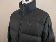Marmot Ouray 650 Fill Down Jacket Men's Large L in Gray W/Flaws READ