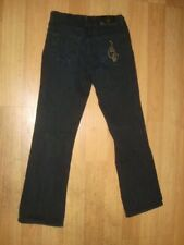 baby phat boot cut jeans size 5