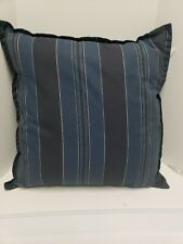 Tommy Hilfiger Vintage Plaid  Reversible 18 x 18  Decorative Pillow