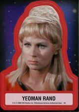 Star Trek TOS 40th Anniversary Series 2 Star Trek Stickers Chase Card S9