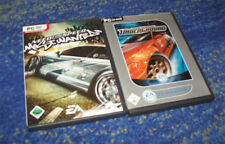 Need for Speed Underground e Most Wanted nel set il tedesco in involucri DVD PC