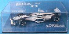 WILLIAMS F1 TEAM FW 21 BMW LAUNCH CAR 2000 MINICHAMPS
