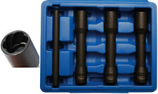 BGS Tool PRO+ Special Socket Wrenches 4 PCs. Remove defective Nuts
