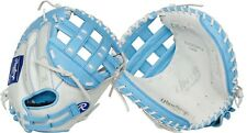 """New listing Rawlings Liberty Advanced 33"""" Color Series Fastpitch Catcher Mitt RLACM33FPCB"""