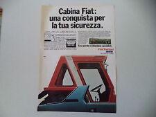 advertising Pubblicità 1978 TRATTORI FIAT