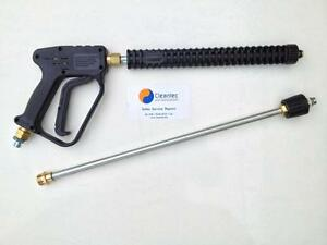 Draper PPW540 Type Petrol Pressure Power Washer Trigger Gun Variable Lance 08210
