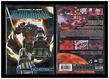 Armored Fleet Dairugger Collection 1-Brand New 3 DVD Anime Set-Rare, Out of Prin
