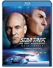 STAR TREK 1991 - THE NEXT GENERATION 5 UNIFICATION SPOCK  TV Special NEW BLU-RAY