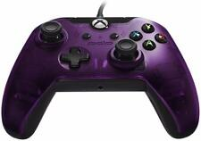 PDP Microsoft Licensed Wired Controller Gamepad Xbox One & Windows 10 PC  Purple