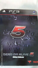 Dead or Alive 5 Limited Collectors Edition PS3 -  PAL Mint