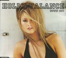 HOLLY VALANCE w/ JAH WOBBLE REMIX & EDIT CD Single SEALED PHOT CARD USA seller