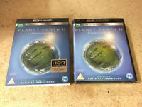 PLANET EARTH II 4K ULTRA HD PREMIUM UHD BLU-RAY BRAND NEW SEALED - UK SELLER